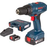 10,8 & 12V Accu schroefboormachines - Elektrisch Gereedschap van Toolstation