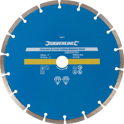 Silverline Diamantschijf universeel 230x22,2mm - 10165 - van Toolstation