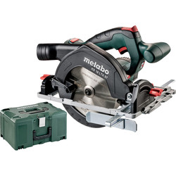 Metabo KS 18 LTX 57 accu cirkelzaagmachine (body) 18V Li-ion