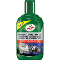 Turtle Wax Turtle Wax Headlight Clean & Seal 300ml - 11185 - van Toolstation