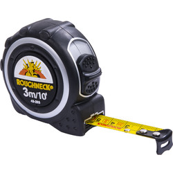 Roughneck Pro tape measure 3m
