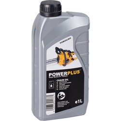 Powerplus Kettingzaagolie 1L - 11423 - van Toolstation