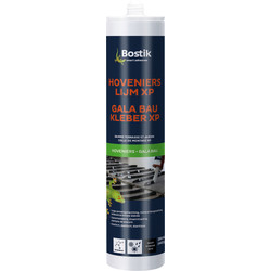 Bostik Bostik Hoveniers Montagelijm XP zwart 290 ml - 12555 - van Toolstation
