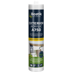 Bostik Bostik Premium A750 acrylaatkit exterieur 310ml - 12751 - van Toolstation