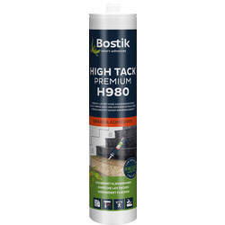 Bostik Bostik Premium H980 high tack lijmkit zwart 290ml - 12759 - van Toolstation