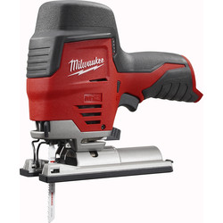 Milwaukee Milwaukee M12 JS-0 accu decoupeerzaag machine (body) 12V  Li-ion - 13424 - van Toolstation