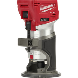 Milwaukee Milwaukee M18FTR-0X accu freesmachine (body) 18V Li-ion - 13517 - van Toolstation