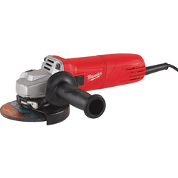Milwaukee Milwaukee AG10-125EK haakse slijpmachine 125mm - 13548 - van Toolstation
