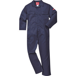 Portwest Portwest vlamvertragende overall XL marineblauw - 13881 - van Toolstation