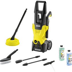 Karcher Kärcher K 3 Car & Home hogedrukreiniger 120Bar - 13894 - van Toolstation