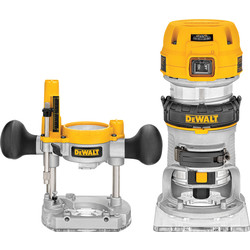 DeWALT D26204K-QS freesmachine 6-8mm