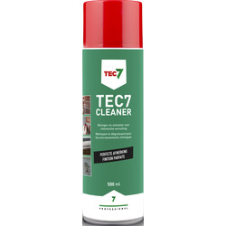 Tec7 Tec7  Cleaner 500ml - 13967 - van Toolstation