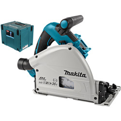 Makita Makita DSP600ZJ accu inval zaagmachine (body) 18V Li-ion - 14291 - van Toolstation