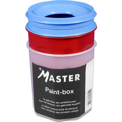 Master paint-box  - 14453 - van Toolstation