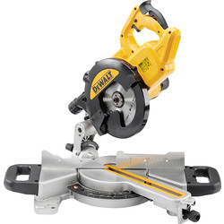 DeWALT DWS774-QS slide mitre saw 216mm