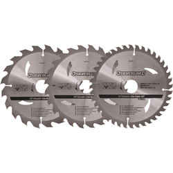 HM circular saw blades 190x30/25/20mm