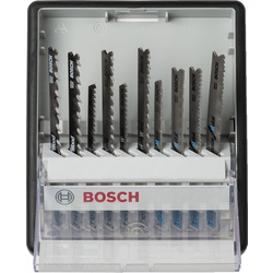 Bosch Robust Line jigsaw blades wood & metal 10-piece wood & metal