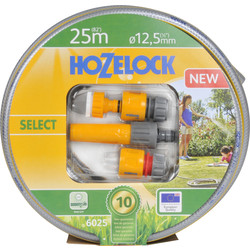 Hozelock Hozelock Select slangset inclusief startset & spuit 12,5mm 25m - 16376 - van Toolstation