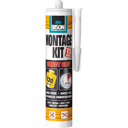Bison Bison direct grip montagekit koker 370g - 17976 - van Toolstation