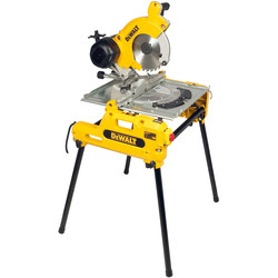 DeWalt DW743N-QS mitre saw 250mm