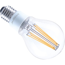 Integral LED Integral LED lamp filament standaard E27 12W 1521lm 2700K - 19175 - van Toolstation