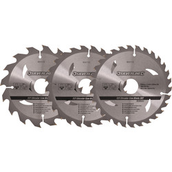 HM circular saw blades 165x30/20/16/10mm