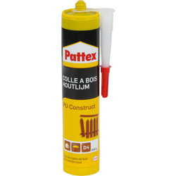 Pattex Pattex PU houtlijm 310ml - 20232 - van Toolstation