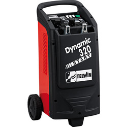 Telwin Dynamic 320 Start mobiele acculader/jumpstarter 12/24V