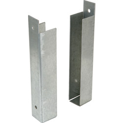 Side Shelf Holder 25x150mm