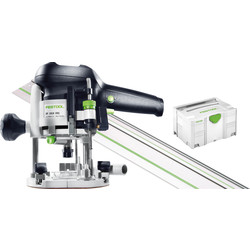 Festool OF 1010 EBQ Set freesmachine 8mm