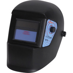 GYS LCD Techno Automatic Welding Helmet 9-13