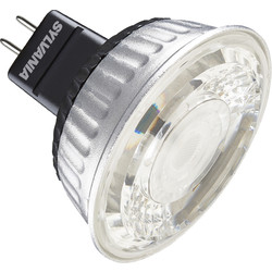 Sylvania RefLED Superia LED lamp MR16 spot GU5,3 5W 400lm 2700K