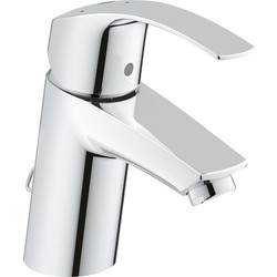 Grohe FG New EuroSmart tap With chain