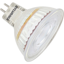 Sylvania RefLED Superia LED lamp MR16 spot GU5,3 5,2W 345lm 2700K - 23949 - van Toolstation
