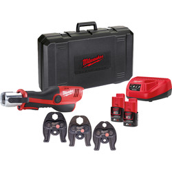 Milwaukee Milwaukee 12V HPT-202C U-KIT accu perstang Viega - 24874 - van Toolstation
