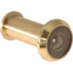 Brass Door Viewer Ø 12mm