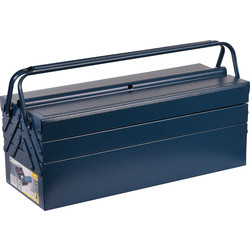 Steel toolbox 220 x 560 x 220 mm