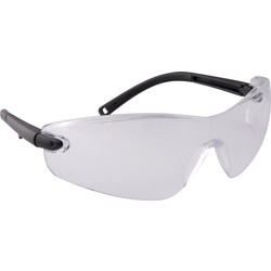 Portwest Profile Safety Glasses Clear