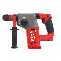 Milwaukee M18 CHX-0X accu combihamer machine (body)