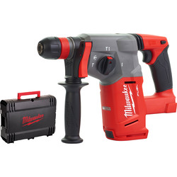 Milwaukee Milwaukee M18 CHX-0X accu combihamer machine (body) 18V  Li-ion - 30069 - van Toolstation