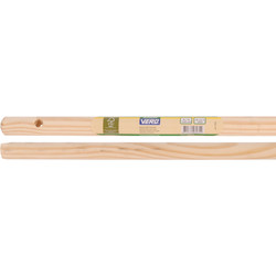 Vero Outdoor Broomstick Wood 1200x23,5mm