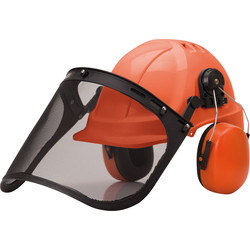 Portwest Forestry safety helmet 3569 - 31333 - from Toolstation