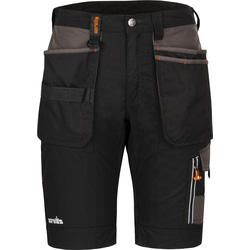 Scruffs Scruffs Trade werkshort 50 zwart - 31423 - van Toolstation
