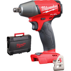 Milwaukee Milwaukee M18 FIWF12-0X slagmoeraanzetter (body) 18V  Li-ion - 31516 - van Toolstation