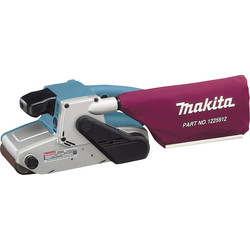 Makita Makita 9404 bandschuurmachine 100x610mm - 34139 - van Toolstation