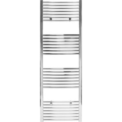 Flat Designer Radiator Chrome 1000x550mm 327W