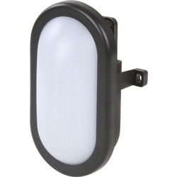 Luceco ovale LED buitenlamp IP54 5.5W 450lm 4000K