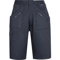 Portwest Portwest Action shorts L marineblauw - 36268 - van Toolstation