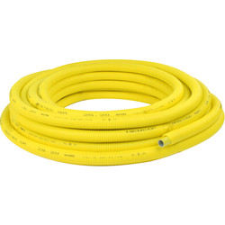 Henco gas Alupex meerlagen buis in mantel 20x2mm 25m