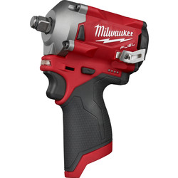 Milwaukee Milwaukee M12 FIWF12-0 slagmoeraanzetter (body) 12V  Li-ion - 37098 - van Toolstation